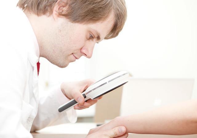 Высыпания на коже у взрослых псориаз