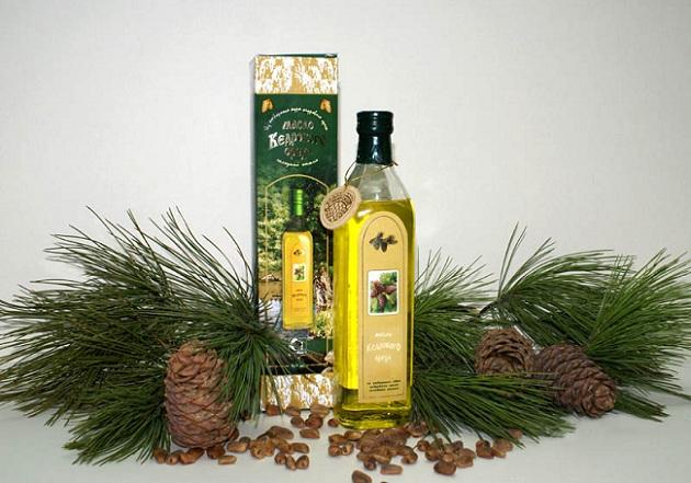 Кедровое масло - продукт, который получают путем отжима из кедровых орешков