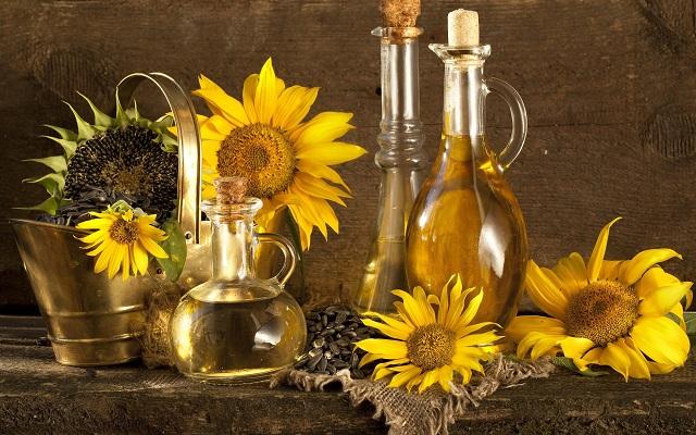 Подсолнечное масло применяется также в косметологии
