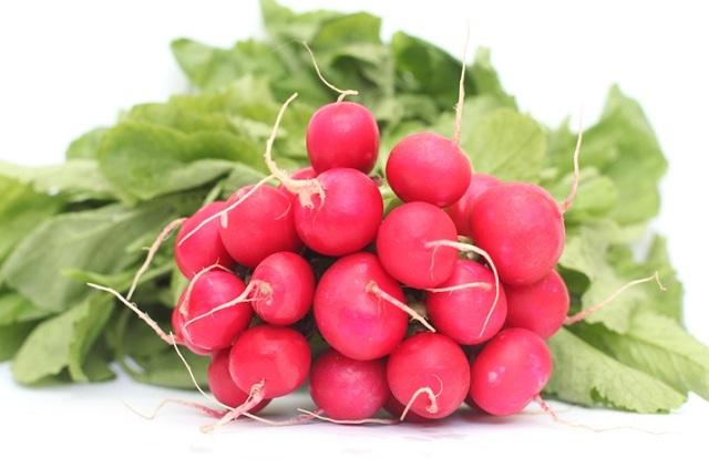 Редис - один из самых популярных овощей в России