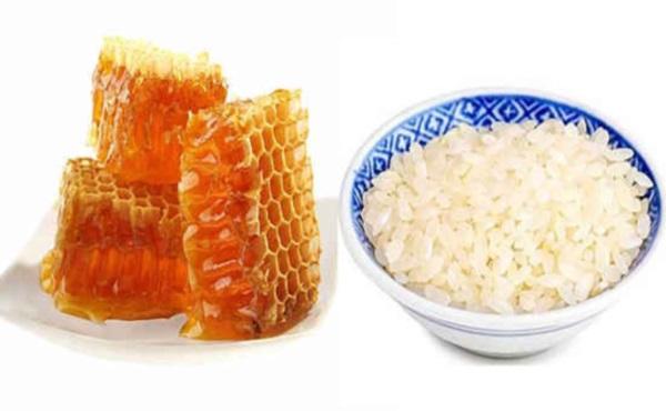 Рис и мед
