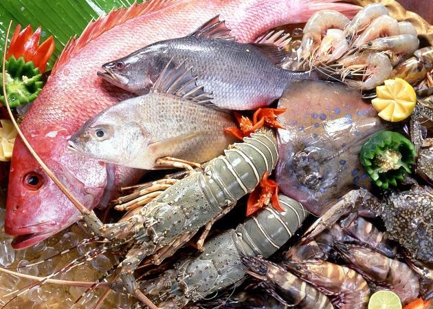 Морепродукты эффективно снижают уровень сахара в крови