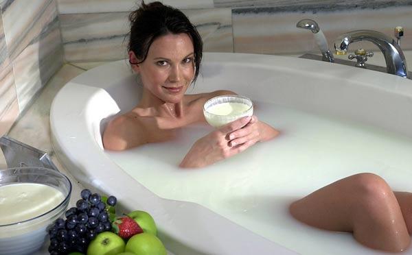 Полезные свойства ванны с содой