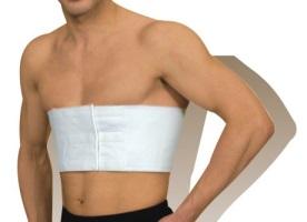 Чем опасны травмы грудной клетки?
