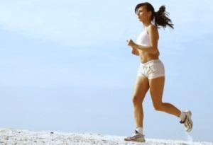 Правильный бег поможет скинуть лишние килограммы.